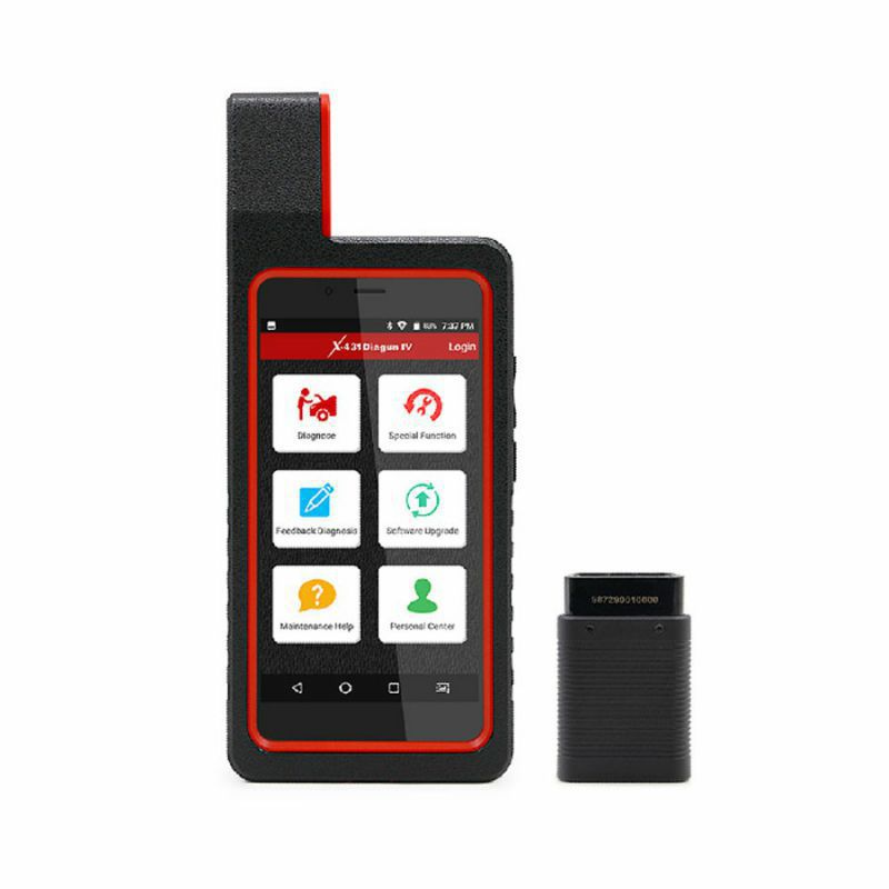 Launch X431 Diagun IV Powerful Diagnostic Tool Wifi Bluetooth Android 7.0 with 2 Years Free Update