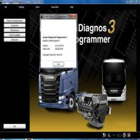 2017 Newest Scania VCI & VCI2 SDP3 V2.31.1 Software for Trucks/Buses Without USB Dongle